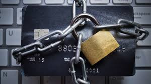 credit card chain picture